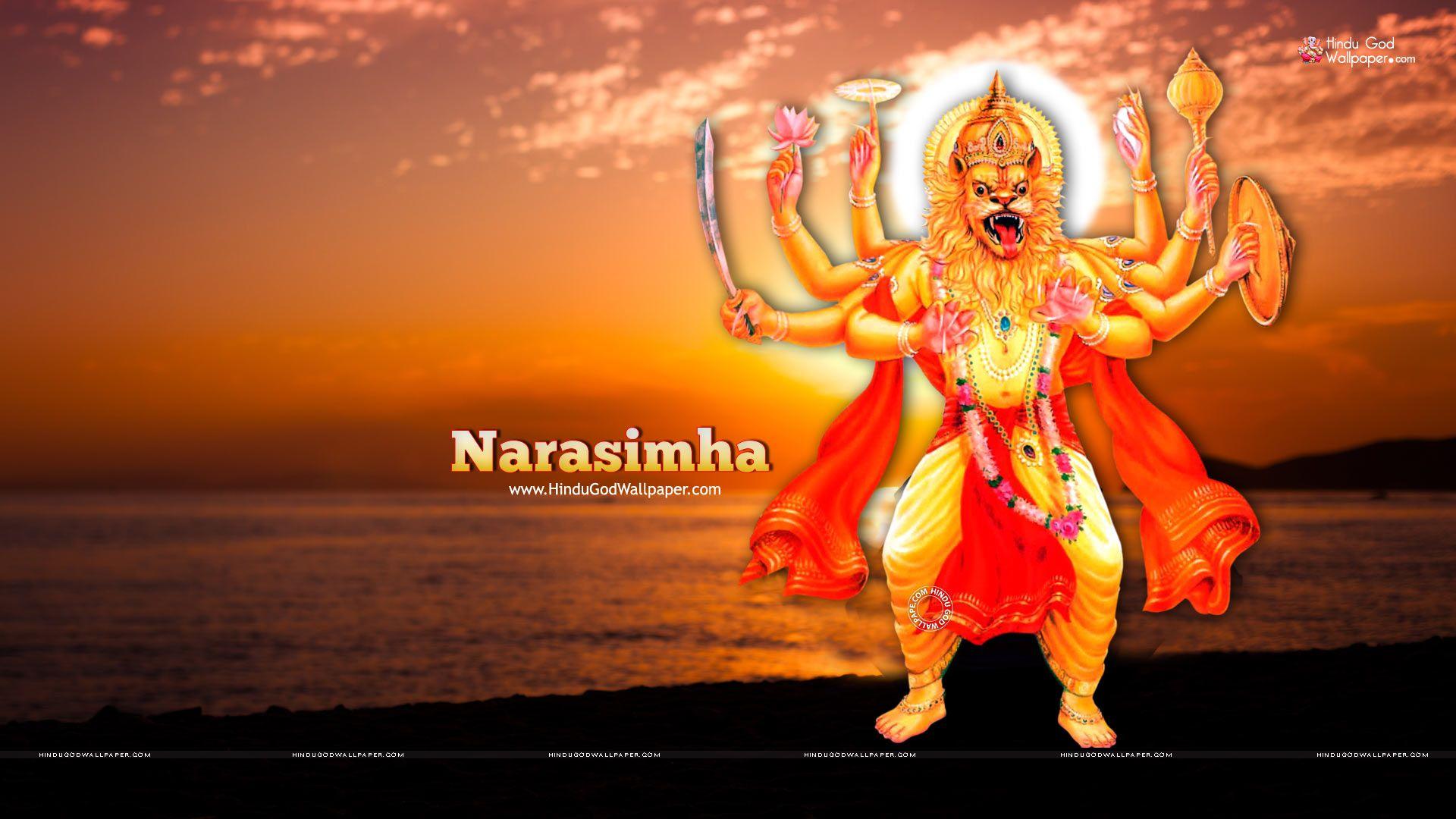 narsingh bhagwan 3d