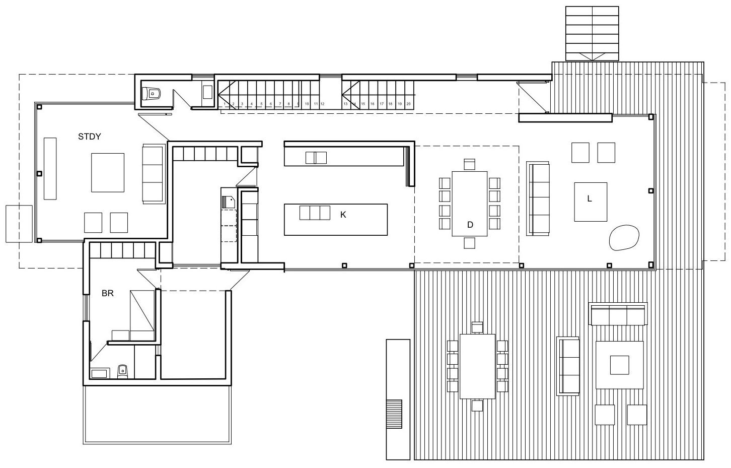 Casa Cantagua By Raimundo Anguita 11 Floor Plans Architectural House Plans How To Plan