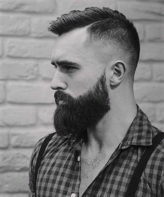Barbe chic de la semaine nouvelle semaine barbes et facebook - Coupe homme barbe ...