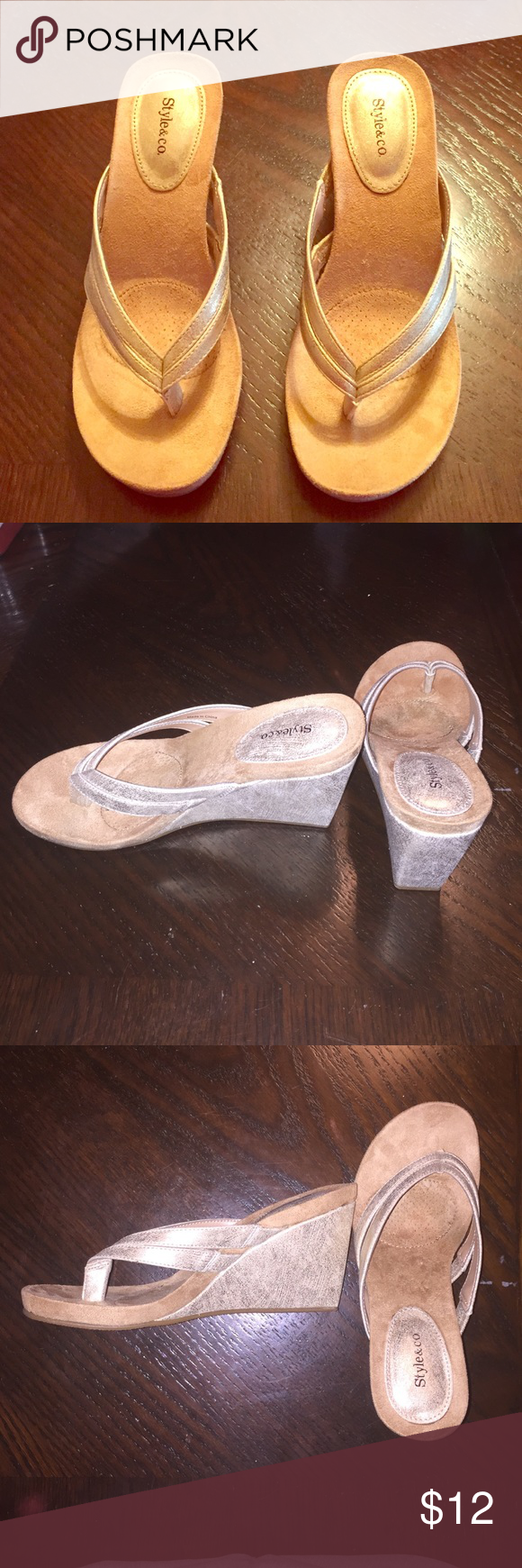 Designer Shoes Brand New in Original Box Style & Co Shoes Wedges