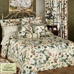 Waverly Magnolia Bedding Garden Images Bedspread Bedding By Waverly Garden Images Ii Waverly Bedding Bed Spreads Bed