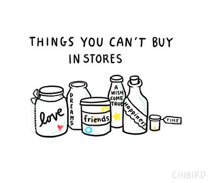 Captivating Things You Canu0027t Buy In Stores: Love, Dreams, Friends, A Wish Come True,  Happiness U0026 Time Amazing Ideas