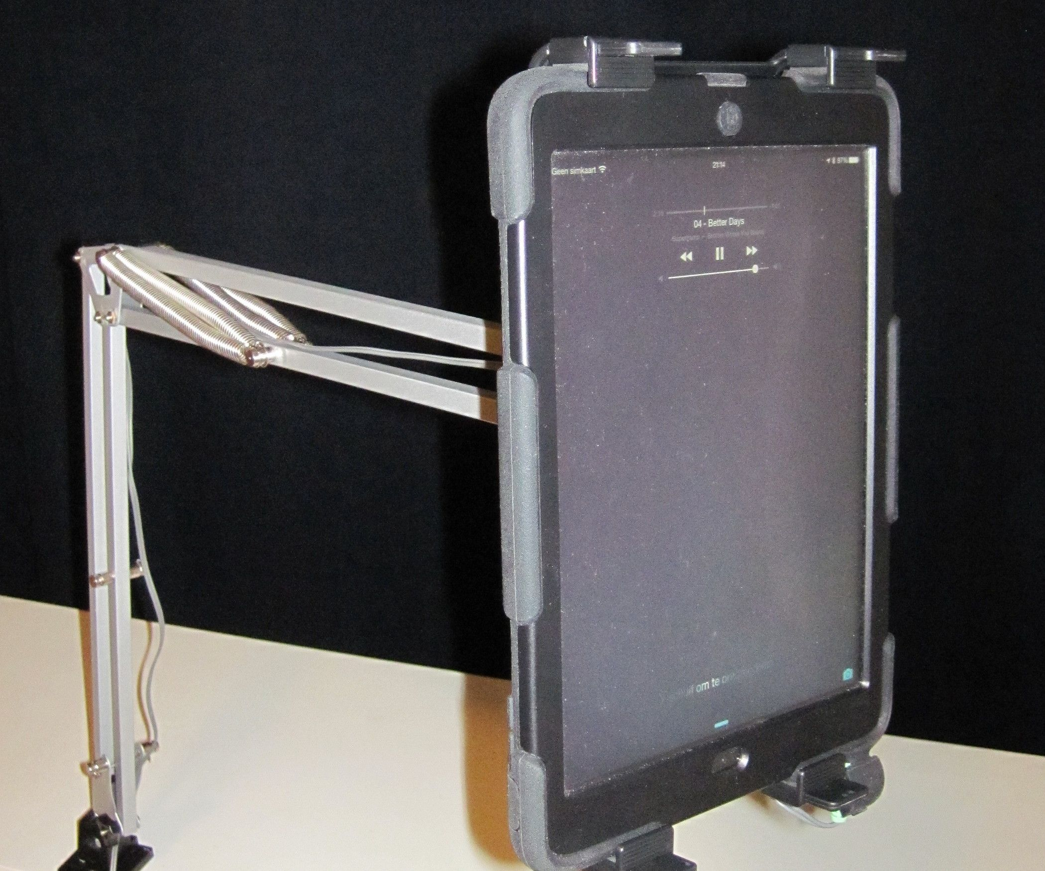 ikeahack tertial ipad holder ipad holders and ikea hack