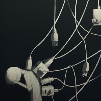 foto de Un artista japonés dibuja esas emociones que todos hemos