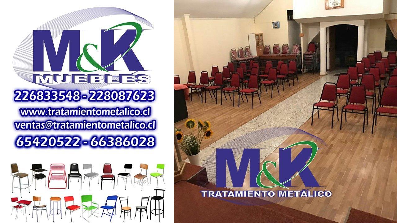 Pin By Tratamiento Metalico Myk On Fabrica Muebles Metalicos Myk  # Muebles Luz Maria Balmaceda