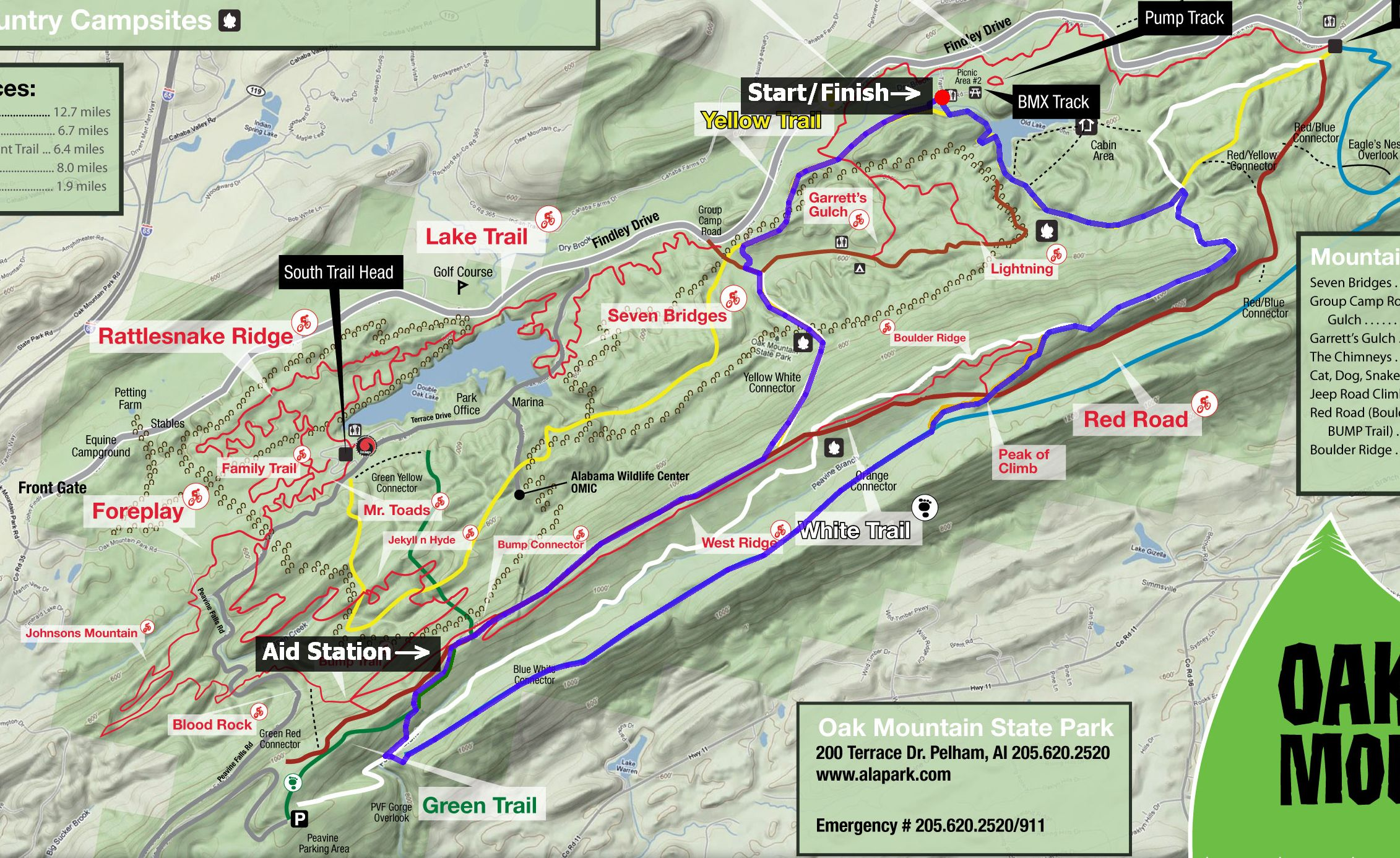 Ridge 2 Ridge 21 mile race 952015 Obstacle Races Half