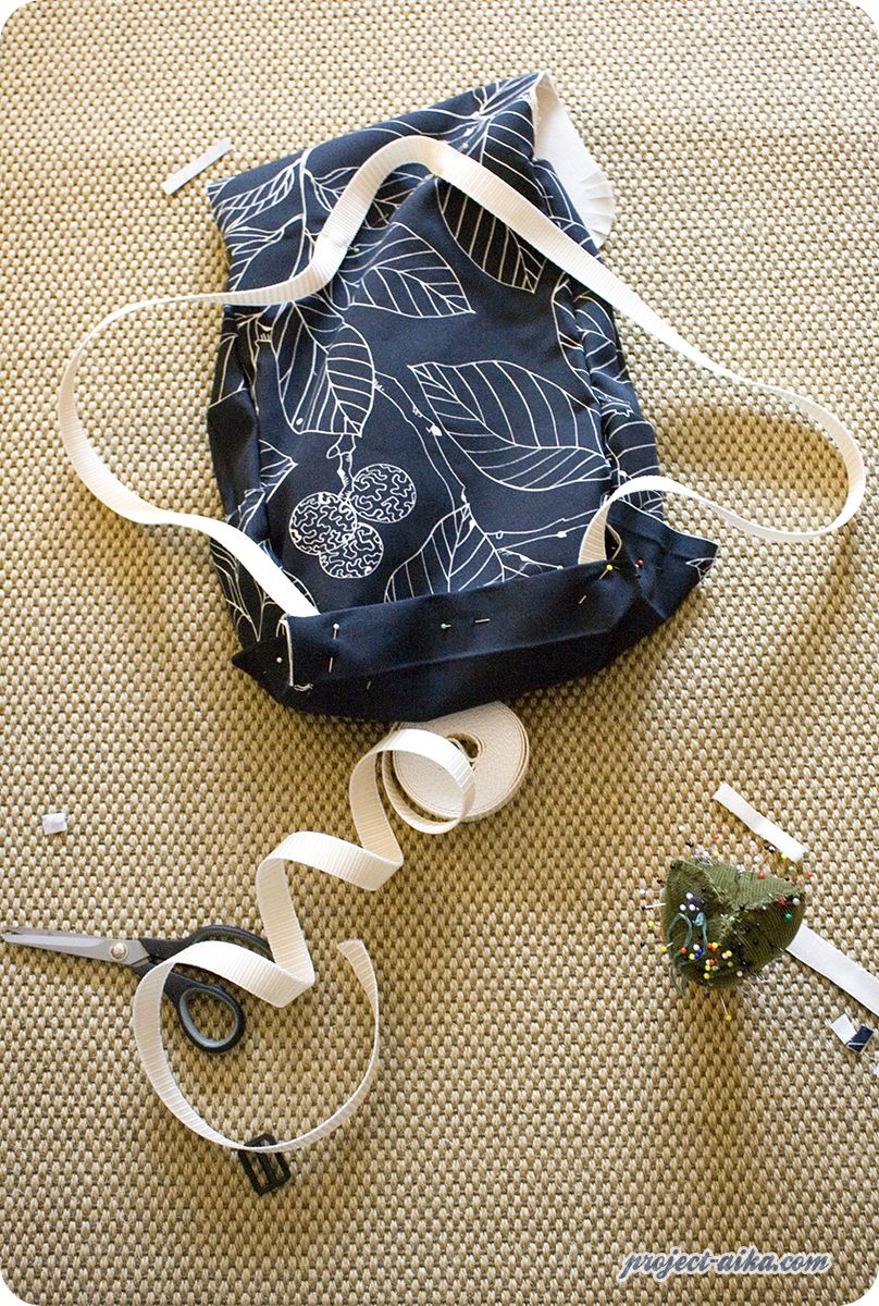 Convertible Diy Mini Backpack Project Aika Mini Backpack Diy
