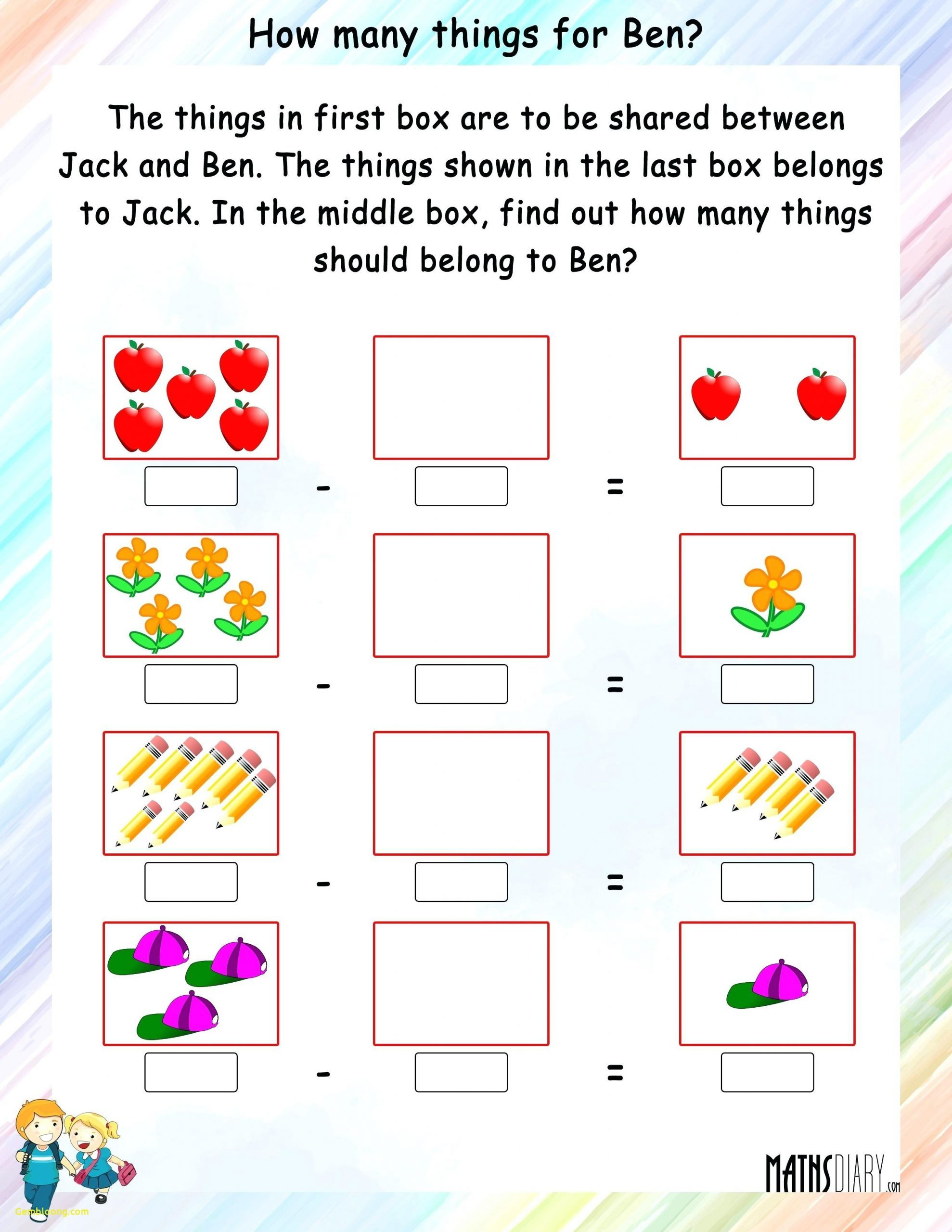 Periodic Addition And Subtraction Worksheets For Grade 1