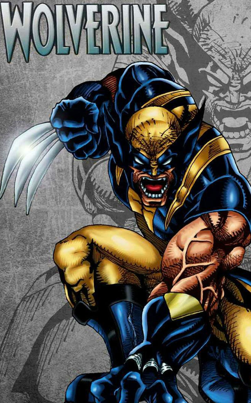 Wolverine Wallpaper HD for Android Gambar