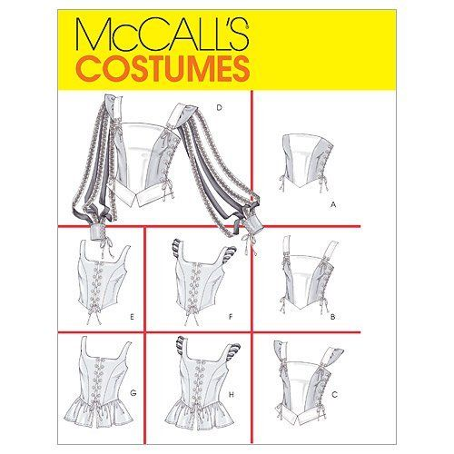 McCall's Patterns M4107 Misses' Renaissance Lined Tops, Size AA (6-8-10-12) by McCall's Patterns, http://www.amazon.com/dp/B000L5LDIM/ref=cm_sw_r_pi_dp_JWzXqb1KZWS0S