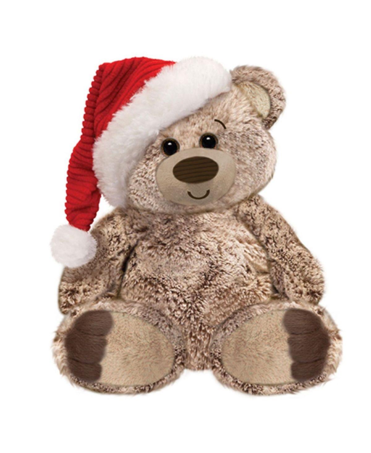 """Plaid Bear 8/"""" Pete D"""