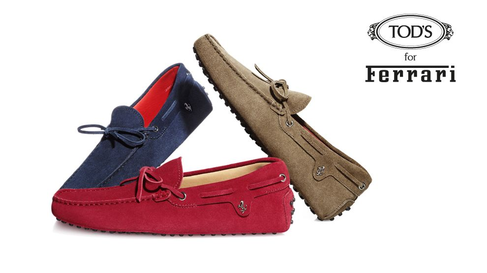 bdb9efd2019 I am loving the Tod s for Ferrari Men collection. The red loafer is so  tastefully done and I know how difficult for men to find a nice red shoe