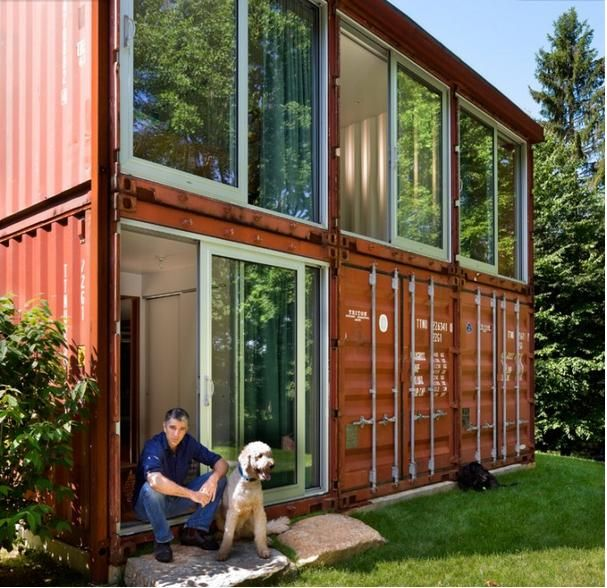 Shipping container homes imaginit fifty5 home new for Ikea ship to new zealand