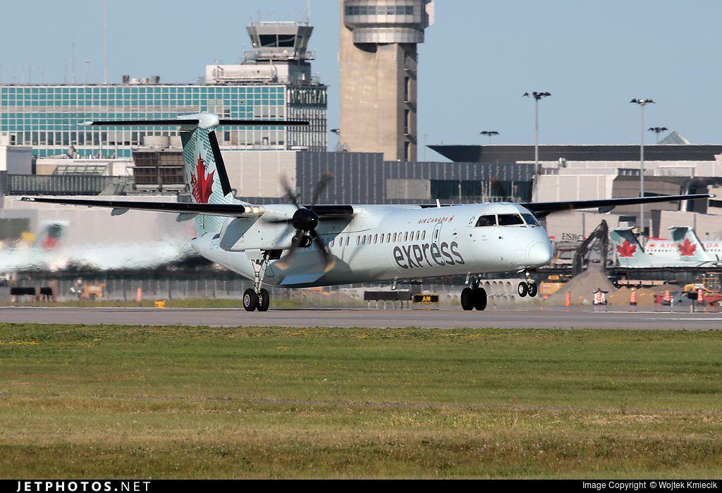 Photo CFSRJ (CN 4165) Air Canada Express (Sky Regional