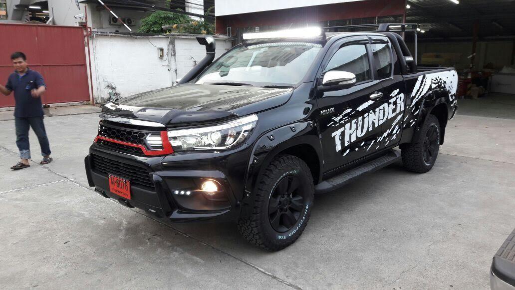 2017 Toyota Hilux Revo Smart Cab Thunder Prospective Motors
