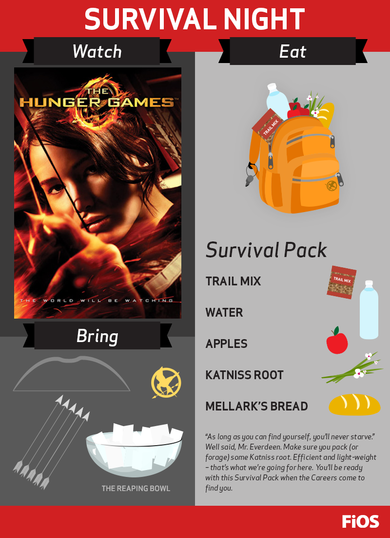 hunger games 2 fios on demand