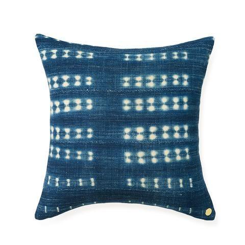 Indigo Pillow LVI