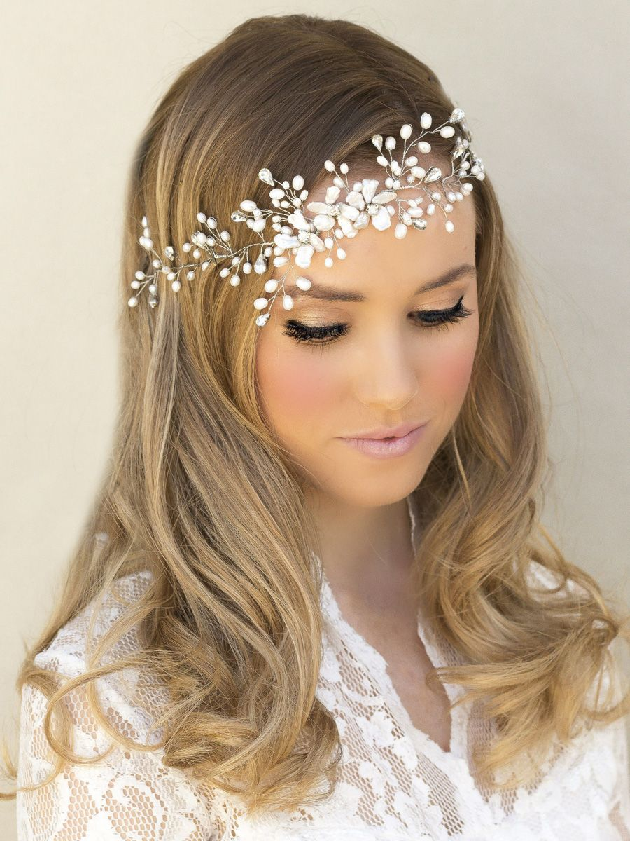 top 10 tips for choosing your bridal hair accessories