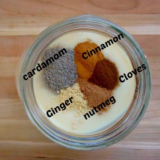 Make Your Own Chai Tea Creamer The Make Your Own Zone Chai Tea Cream Tea Heavy Cream Recipes