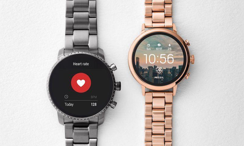 Fossil In Yeni Akilli Saatleri Nfc Ve Kalp Atis Hizi Takibi Sunuyor Smartwatch Akilli Saat Kalp