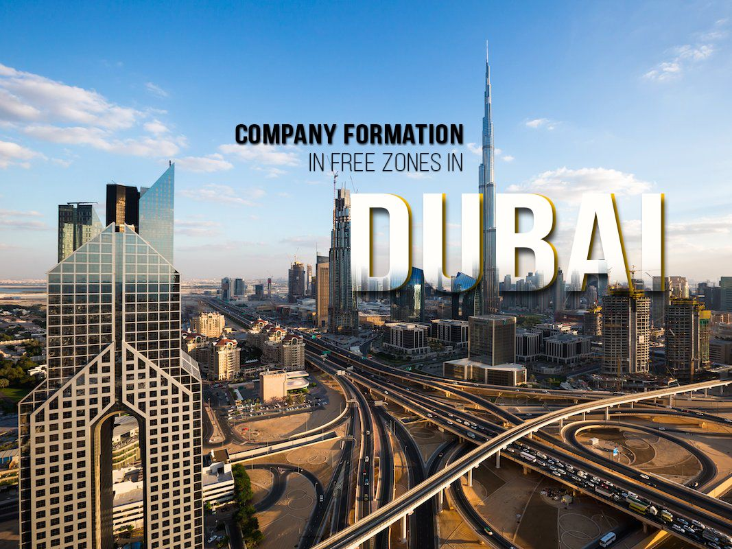 Business Setup In Dubai Free Zones Free Zone Company Formation