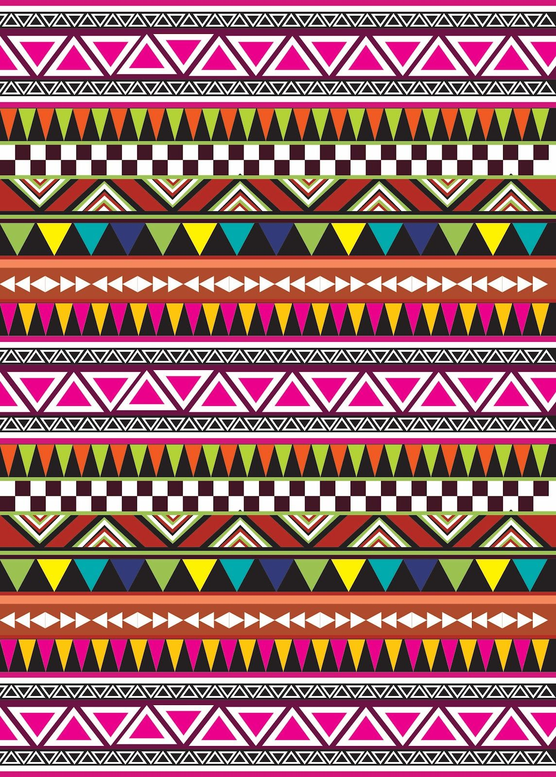 African Tribal Art Google Search Tribal Pattern Wallpaper Tribal Print Wallpaper Aztec Wallpaper