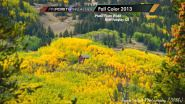 DENVER — Heavy rain and mild temps have delayed Colorado's fall color. The best time to see the changing leaves...