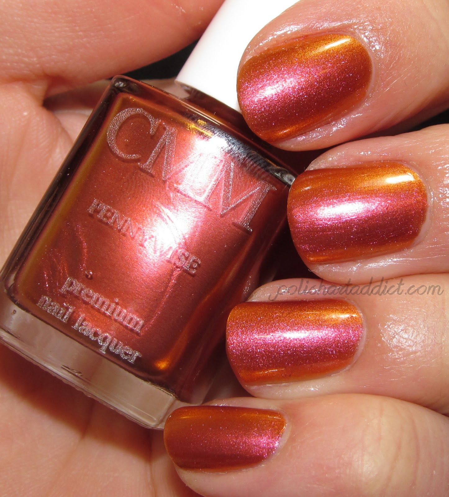 Color me monthly is an interesting and simple nail polish