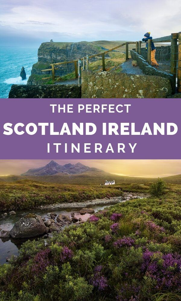 often get asked by my readers which trip they should take Ireland or Scotland While both destinations are amazing and beautiful with so much to offer and I always try to...