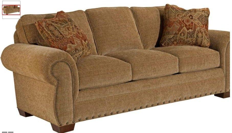 Broyhill Cambridge 4 Piece Queen Sleeper Sofa Set 5054 7Q 5054