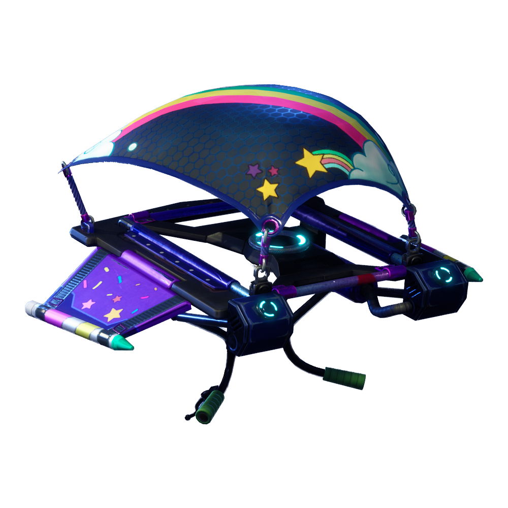 Fortnite Rainbow Rider Png Image Rainbow Riders Fortnite Battle Royale Game