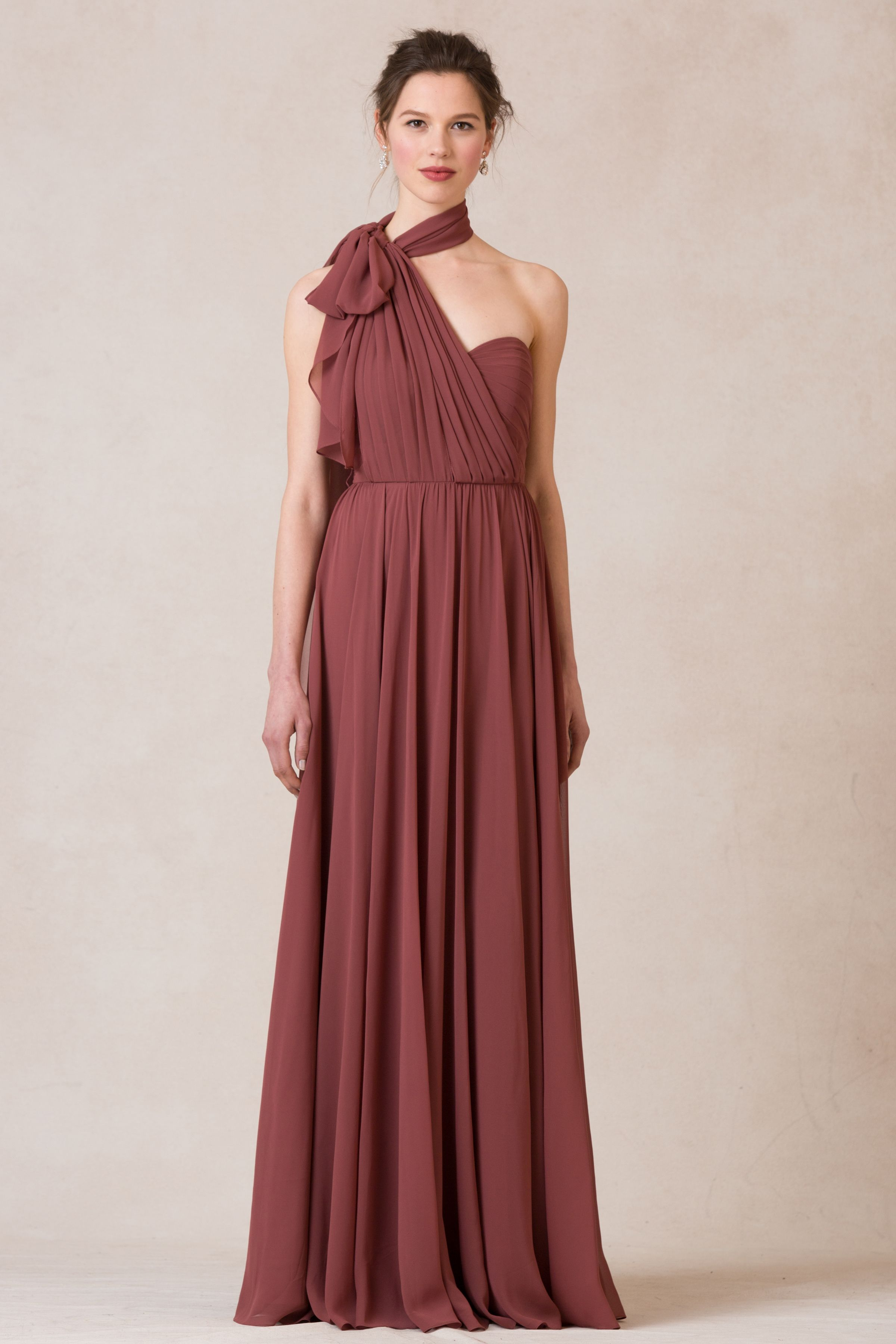 08e9b2034f0e Mira Dress in Cinnamon Rose by Jenny Yoo | Nabi | Convertible ...