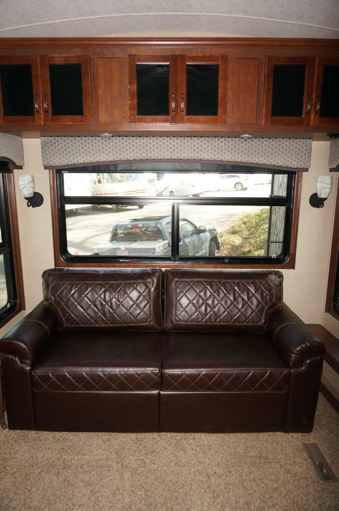 Luxury Kids Room: New 2016 Lifestyle Luxury RV Alfa Gold 3905SH Kids Room