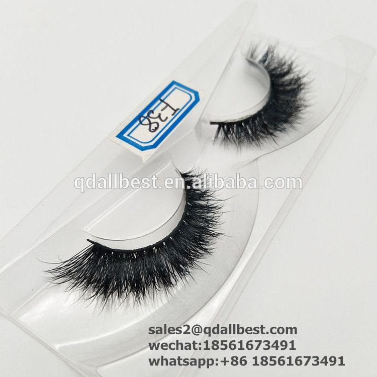 High Quality Own Brand Private Label 100 Real Mink Lashes 3d Mink