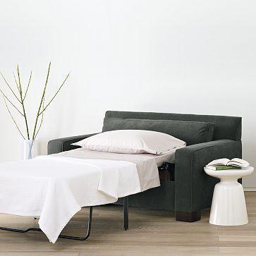 west elm sleeper sofa sleeper sofas pinterest sleeper sofas apartment ideas and apartments. Black Bedroom Furniture Sets. Home Design Ideas