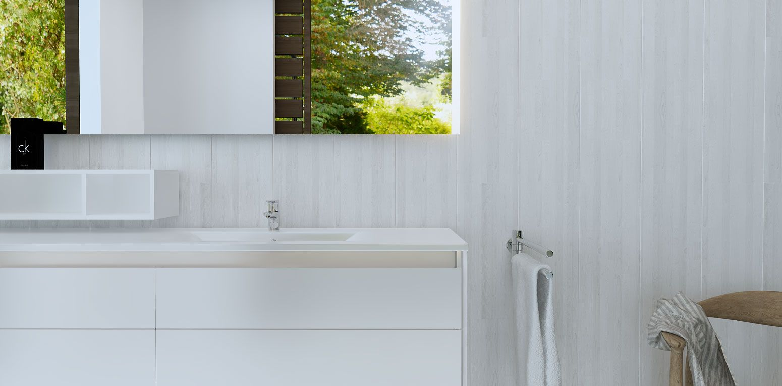Zeus 4 Badspiegel Badezimmerspiegel Badezimmerspiegel Beleuchtet
