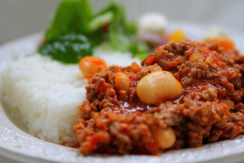 lyxig chili con carne