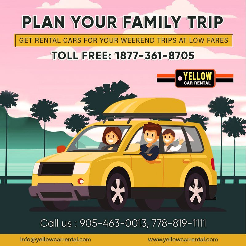 Are you planning family trips in Toronto/Vancouver? You