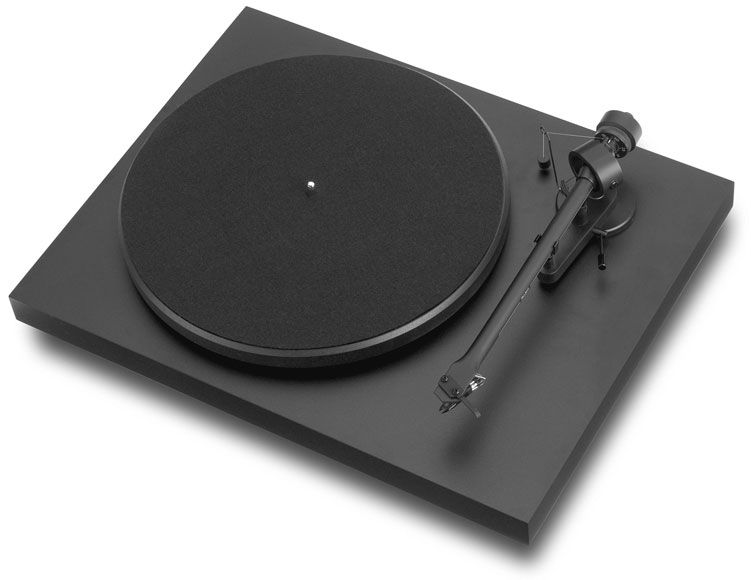 Pro-Ject Debut Carbon Phono USB    Audiophile turntable for Hifi & Audio-Transfer to PC/Mac