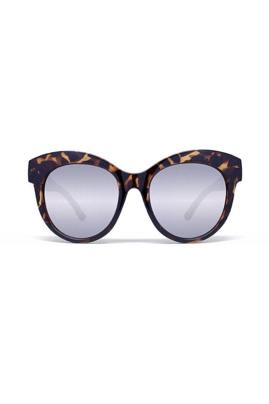 e9b15de4f8376 Quay Australia MAIDEN Tortoise Oversize Designer Sunglasses