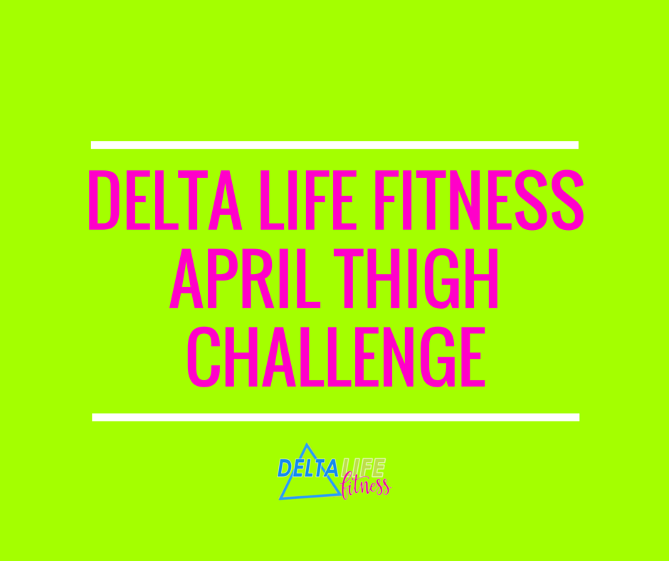 Get Ready For Your Legs To Burn This Month With Delta Life