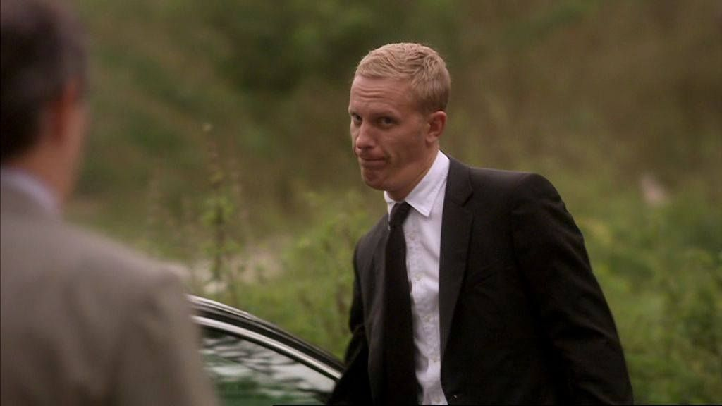 Laurence Fox As James Hathaway In Inspector Lewis Mysterious