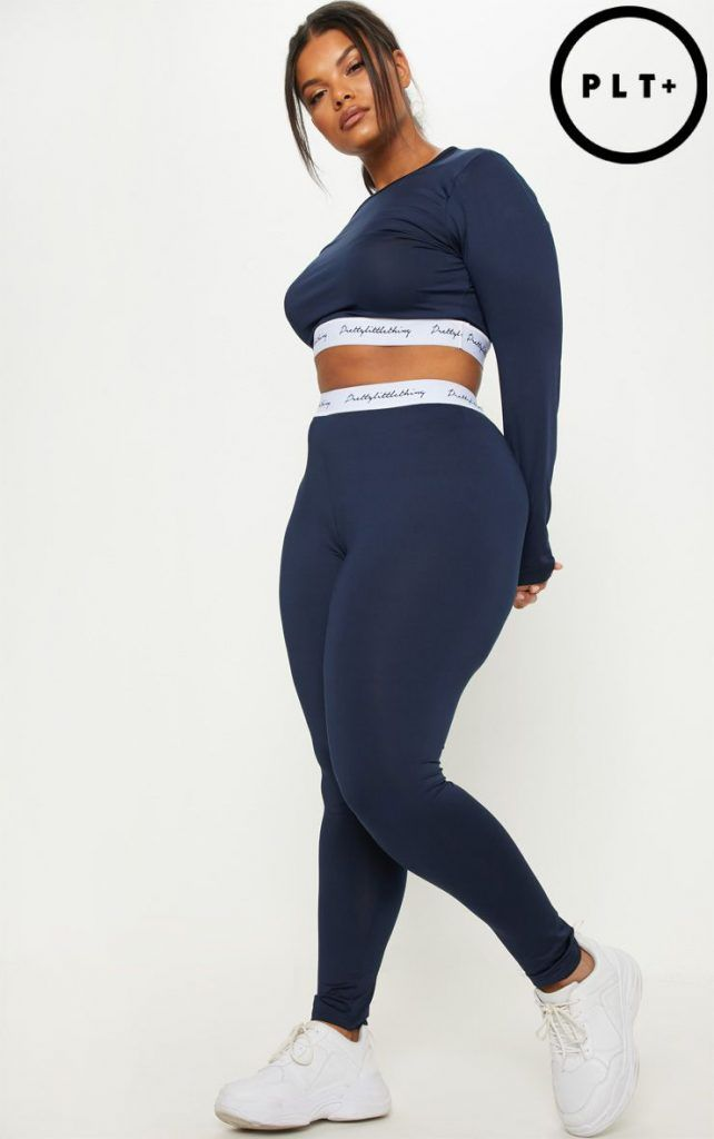Photo of 10 Cute Plus Size Workout Clothes   My Curves And Curls