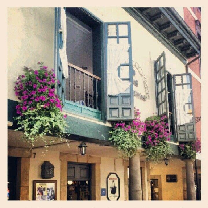 El Fontan Oviedo Holidays Asturias North Spain Asturias