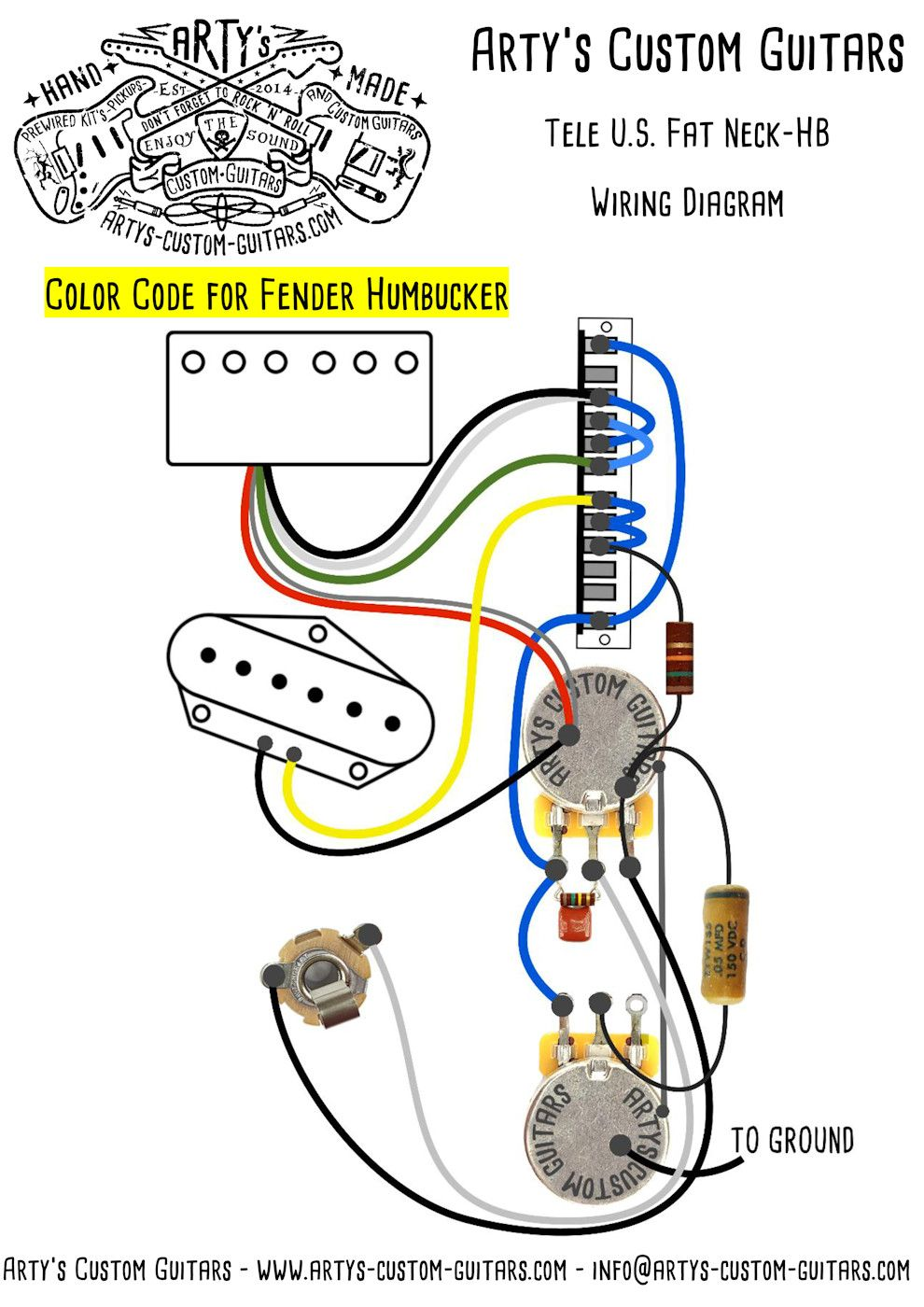 Building A Guitar Wiring Harness