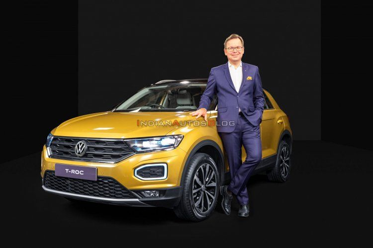 Vw T Roc Almost Sold Out In India Local Assembly Possible Report In 2020 New Suv India Reverse Parking Camera