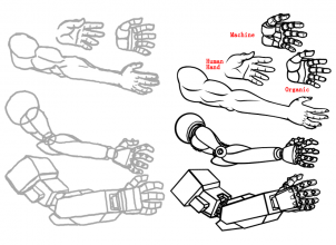 How To Draw Mecha Draw Anime Robots Step By Step Anime Characters Anime Draw Japanese Anime Draw Ma Robots Drawing Manga Drawing Tutorials Guided Drawing