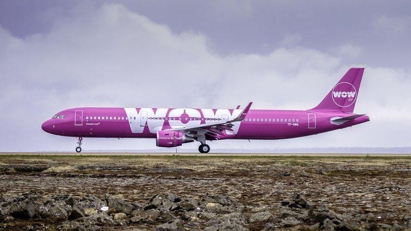 55 fares California, Florida to Europe WOW! Wow air