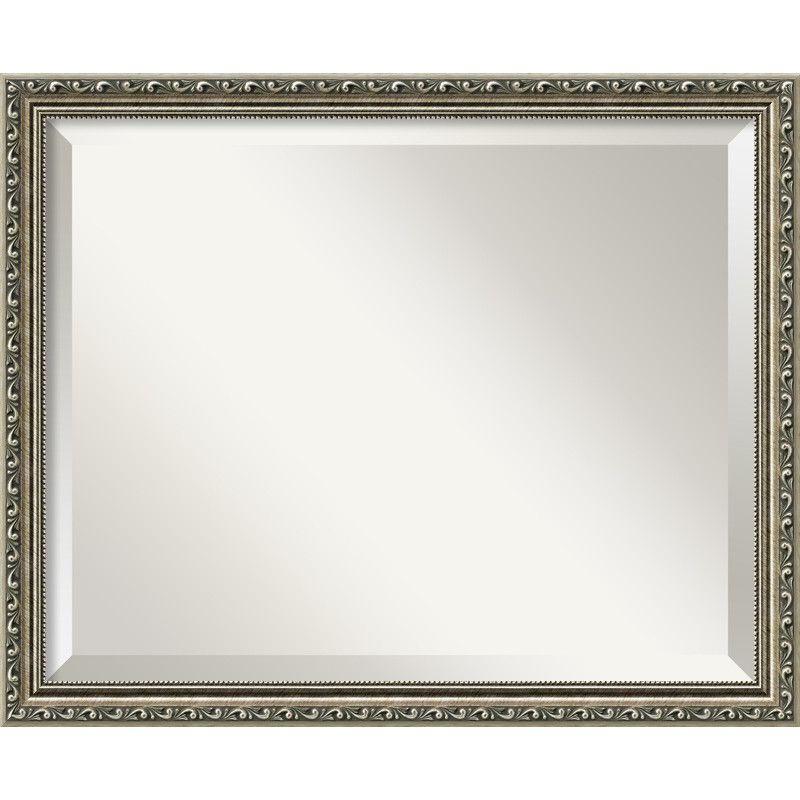 Amanti Art Parisian Medium Wall Mirror