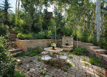 Beaver Creek II rustic-patio